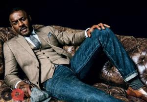 Idris Elba in Tommy Hilfiger