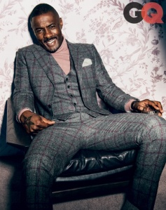 Idris Elba in this wool winter suit by SuitSupply