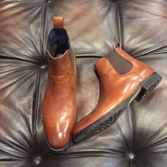 Chelsea Boots Rush by Gordon Rush